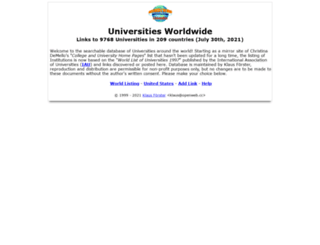 univ.cc screenshot