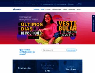 univates.br screenshot