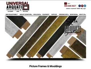 universalarquati.com screenshot
