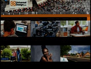 universaldesign.com screenshot