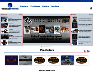 universaldist.com screenshot