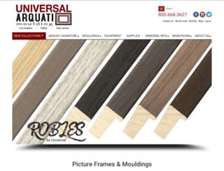 universalframing.com screenshot