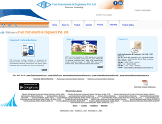 universaltestingmachines.org screenshot
