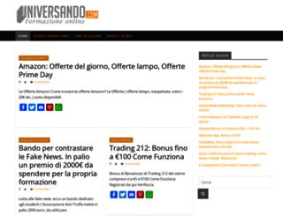 universando.com screenshot