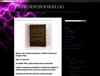universebookblog.blogspot.ro screenshot