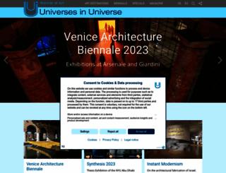 universes-in-universe.de screenshot