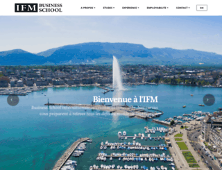 universiteifm.com screenshot