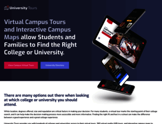 university-tour.com screenshot