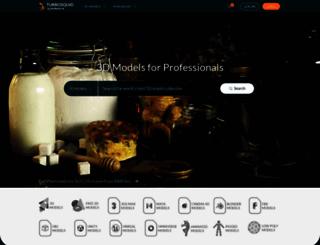 university.turbosquid.com screenshot