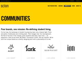 universityhouse.com screenshot