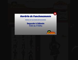 universofantasias.com.br screenshot