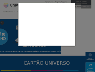 universoonline.universo.pt screenshot