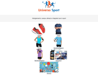universosport.it screenshot