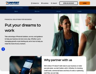univest.net screenshot