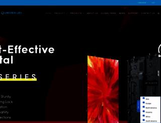 univiewled.com screenshot