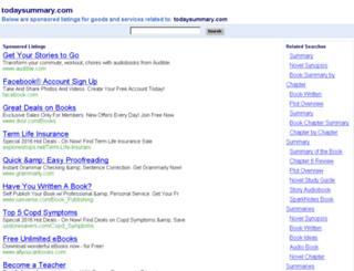 unix-linux.todaysummary.com screenshot