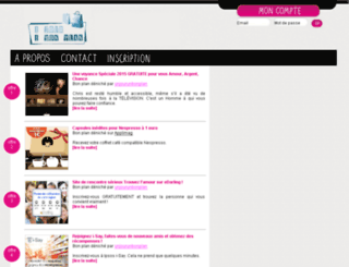 unjourunbonplan.com screenshot