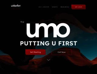 unkefer.net screenshot