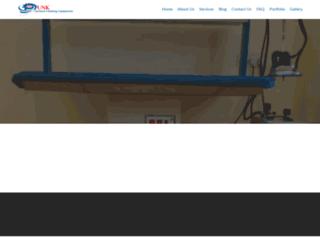 unkequipments.com screenshot