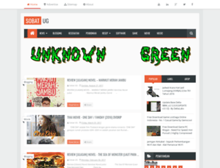unknown-green.blogspot.com screenshot
