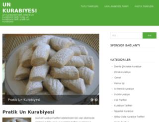 unkurabiyesi.net screenshot