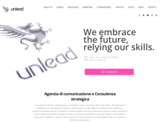 unlead.it screenshot