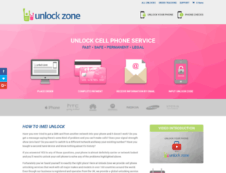 unlock-apple-iphone.com screenshot