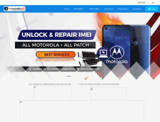 unlockallgsm.com screenshot
