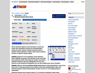 unlocker.jetindir.com screenshot