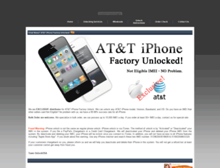 unlockusa.com screenshot