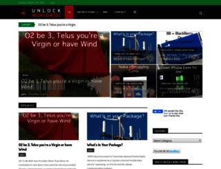 unlockworldwide.com screenshot