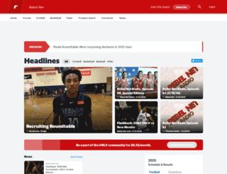 unlv.rivals.com screenshot