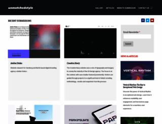 unmatchedstyle.com screenshot