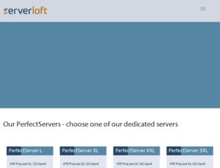 unmetered.com screenshot