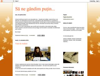 unmomentdemeditatie.blogspot.com screenshot