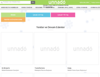 unnado.com screenshot