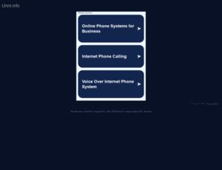 unnt.info screenshot