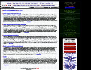 unnur.bantal.web.id screenshot