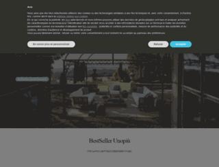 unopiu.fr screenshot