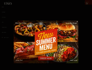 unos.com screenshot