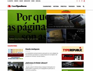 unostiposduros.com screenshot