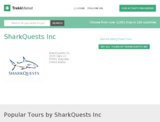 unrealquests.trekksoft.com screenshot
