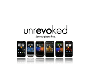 unrevoked.com screenshot