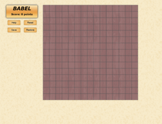 unscramble.homeunix.net screenshot