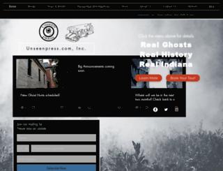 unseenpress.com screenshot