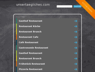 unsertaegliches.com screenshot