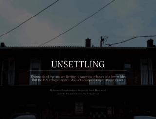 unsettling.nycitynewsservice.com screenshot