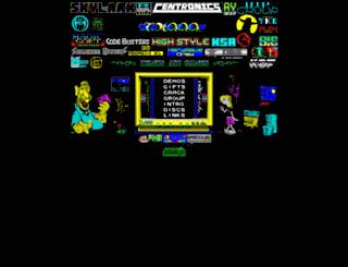 untergrund.net screenshot