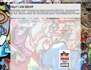 untiebearcomel.blogspot.com screenshot