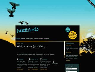 untitledlondon.com screenshot